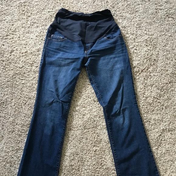 f3db2d28e75f5 Old Navy Pants | Maternity Boot Cut Jeans | Poshmark